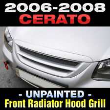 Front Radiator Hood Grill UNPAINTED For KIA 2006 2007 2008 Spectra / Cerato