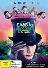 Charlie And The Chocolate Factory (2-Disc Set) Region: 4