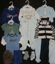 Huge Baby Boys Infant 3-6 Months Clothing Lot EASTER NWTS EUC Outfits Sets GAP