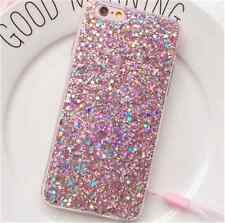 Luxury Full Bling Glitter Soft Silicone Cover Case for Apple iPhone 5 6 6S 7Plus
