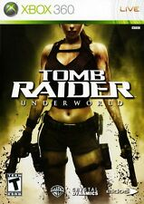 Tomb Raider: Underworld - Xbox 360 Game
