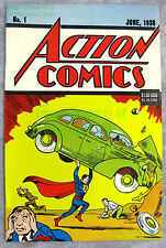 Action Comics #1 1992 Reprint 1st Appearance of Superman VHTF NICE!! BIG PICS!