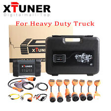 Xtuner T1 HD Heavy Duty Diesel Trucks Moduel OBD2 Auto Diagnostic Tool Scanner