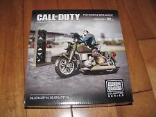 Mega Bloks Call of Duty #06866 MOTORBIKE BREAKOUT 82 pcs NEW