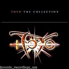 TOTO - THE COLLECTION [7 CD+1 DVD] - Box Set - Brand new and sealed.