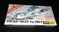 Aurora / Heller 1/72 Focke wulf FW 190A-8/F-3