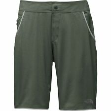 THE North Face Men's Kilowatt Pro Pantaloncini Trail Running Palestra Cross-Fit Verde M 34""