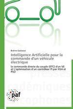 Intelligence Artificielle Pour la Commande d'un V�hicule �lectrique by...