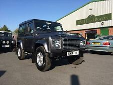 2014 Land Rover Defender 2.2 XS County Station Wagon Corris Grey