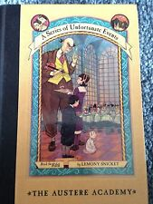 A Series of Unfortunate Events (The Austere Academy)