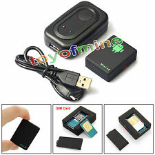 Mini Global Localizador Tiempo real Car Kids Pet Tracker GPS GSM / GPRS / GPS