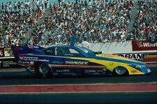 573022 Blue Thunder est ce que cette puissante voiture drôle produit A4 papier photo