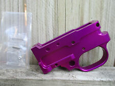 NEW Ruger 10/22 CNC billet stripped trigger housing group in PURPLE