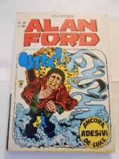 ALAN FORD ORIGINALE n.130 con adesivi  - ED. CORNO