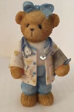 "Cherished Teddies-Paula-874728-""Helping Others Is The Best Part Of My Job"""