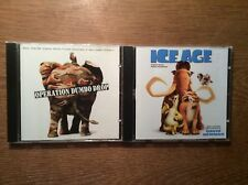 David Newman  [ 2 CD Alben ] Operation Dumbo Drop + Ice Age