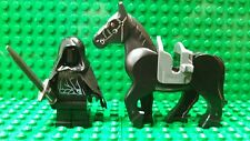 Lego Lord of the Rings Ringwraith and Horse Minifigures 9472