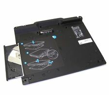 New HP Elitebook 2740 2760p 2730p Ultra-slim Docking Station DVD-RW WA994AA NICE