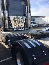 VOLVO FH 460 480 500 580 Pack 6 Acero Arco incrustaciones Inc Acero Inoxidable Fijaciones