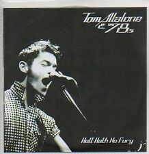 (M481) Tom Allalone & The 78s, Hell Hath No Fury- DJ CD