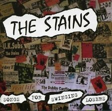 The Stains - Songs For Swinging Losers,2CD