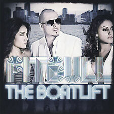 Pitbull The Boatlift (clean) CD