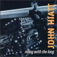 Riding With The King - John Hiatt (1996, CD NEUF)