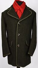 Mens Vintage Coat Dunn & Co 42 Wool & Cashmere EXCEPTIONAL QUALITY GARMENT 400
