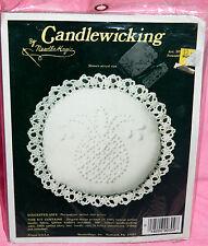 New NeedleMagic Pineapple Candlewicking Kit Pin Cushion, Sachet or Doll Pillow