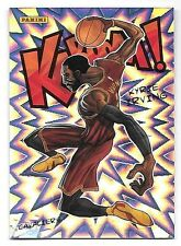 14/15 Panini Excalibur Kaboom Insert #24 Kyrie Irving