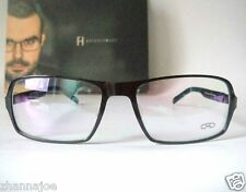 Freudenhaus Titanium 56-17 138 Medium Large Gun Vol.3.16 Eyeglasses Frames Mens