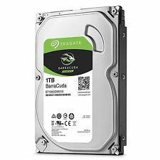 "Brand NEW Seagate Barracuda 1TB 7200rpm SATA3 3.5""Internal Hard Drive hdd 6GBs m"