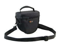 Water-proof Shoulder Bridge Compact System Camera Bag Case For Pentax Q-S1 XG-1