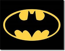 Batman - Logo  Metal Tin Sign Wall Art