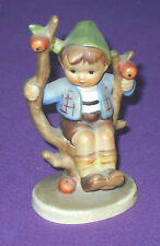 VINTAGE 1960s TMK 3 GOEBEL HUMMEL APPLE TREE BOY FIGURE NO. 142 3/0
