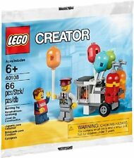 NEW LEGO Creator BALLOON MAN # 40108  Sealed Polybag will ship in box