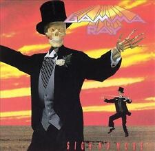 GAMMA RAY - Sigh No More (CD 1998) USA Import EXC-NM   F.A.D.  N 0178-2ux