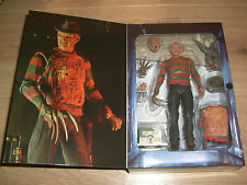 Nightmare on Elm Street 3 Dream Warriors Freddy Actionfigur NECA in Fenster-Box