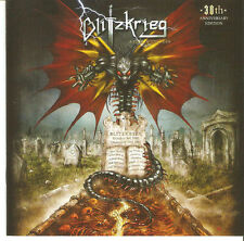 Blitzkrieg - A Time Of Changes ( CD) 30th Anniversary Edition.