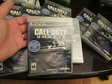 Call of Duty: Ghosts PS3 SONY  NEW FACTORY  SEALED