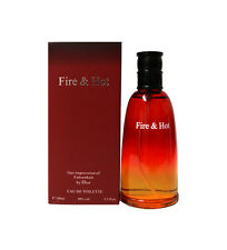 Fire & Hot Cologne  Men Perfume Spray 3.3OZ inspired by Fahrenheit
