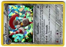 PROMO POKEMON HOLO MOSAIQUE ESCAVALIER N° 80/101