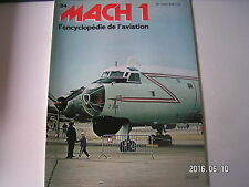 **a Mach 1 encyclopédie de l'aviation n°24 Caproni / Cant / Canadair / Cams