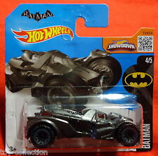 Batmobil - Batman: Arkham Knight Batmobile - Hot Wheels