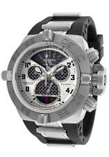 @NEW Invicta Subaqua Noma IV 4 Twisted Metal 16308 Rubber Strap Watch