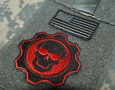 KILLER ELITE USMC FORCED RECON TALIBAN WHACKER 2-TAB SET: War Gears + OD US Flag