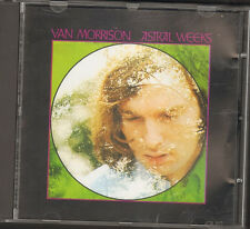 VAN MORRISON Astral Weeks CD NEW 8 track