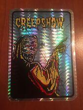 Prism Vending Machine Sticker Horror  Movie CREEPSHOW