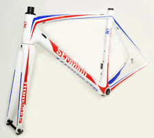 52CM S CARBON FIBER ROAD BIKE BICYCLE FRAME STRADALLI PRO SPORT PF86 USA