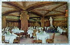 1911 POSTCARD THE BLUE FOUNTAIN ROOM HOTEL LA SALLE CHICAGO ILLINOIS #g21